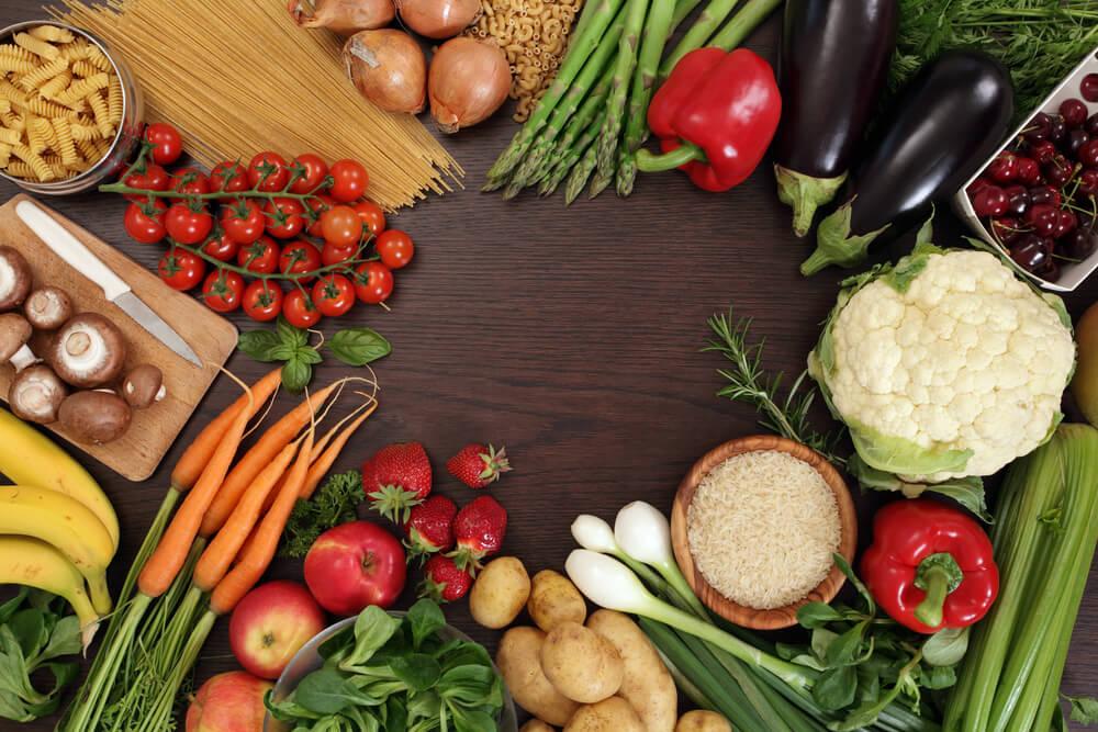 Como ter mais energia e disposição? 5 alimentos de uma dieta saudável.